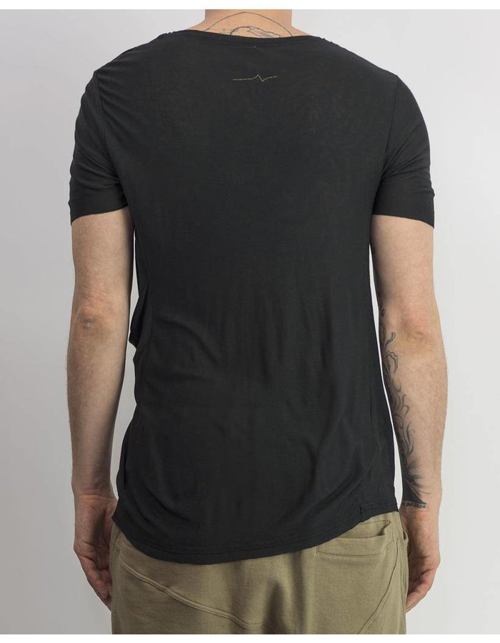 FIRST AID TO THE INJURED ATRIUM T-SHIRT-BLK