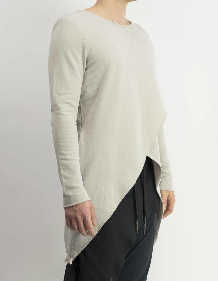 FIRST AID TO THE INJURED PHRENIC SWEATER -CLOUD