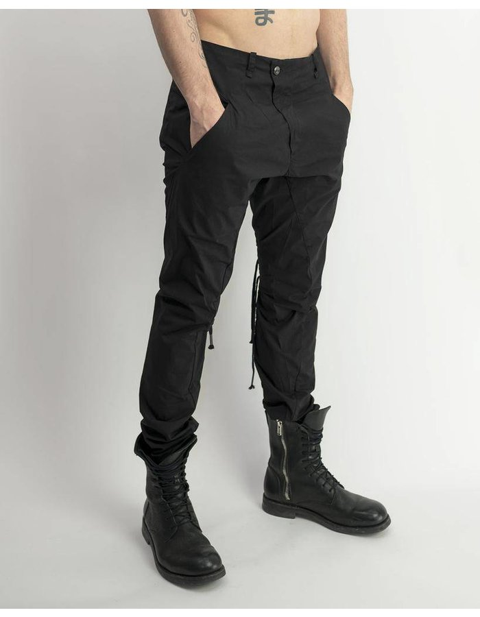 MASNADA PARACHUTE PANT - BLACK
