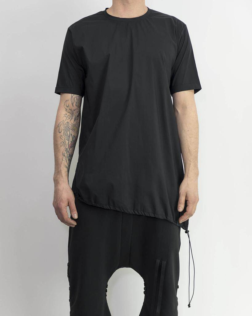 RUCHED PARACHUTE TEE