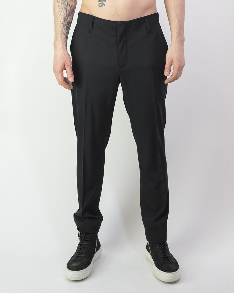 SLIM PANT WITH SIDE PIPING