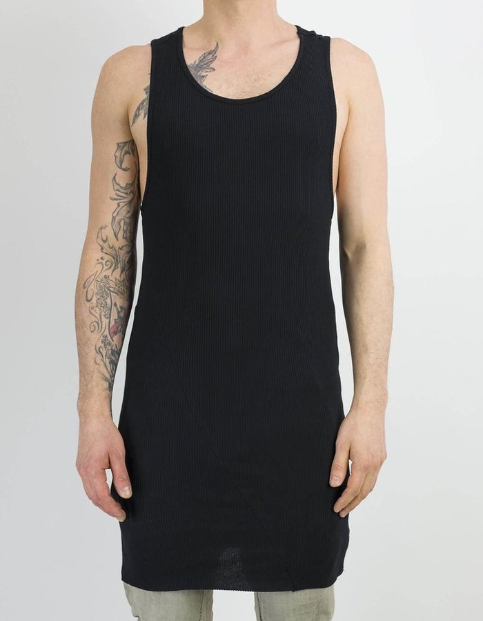 ARMY OF ME RIBBED SINGLET 35