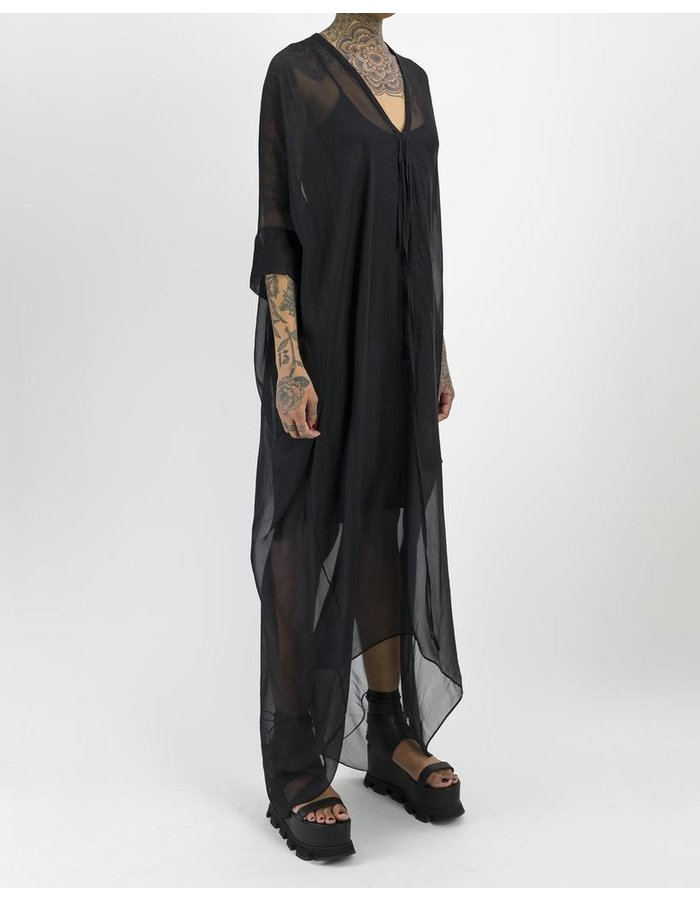 MASNADA CHIFFON ADJUSTABLE KAFTAN