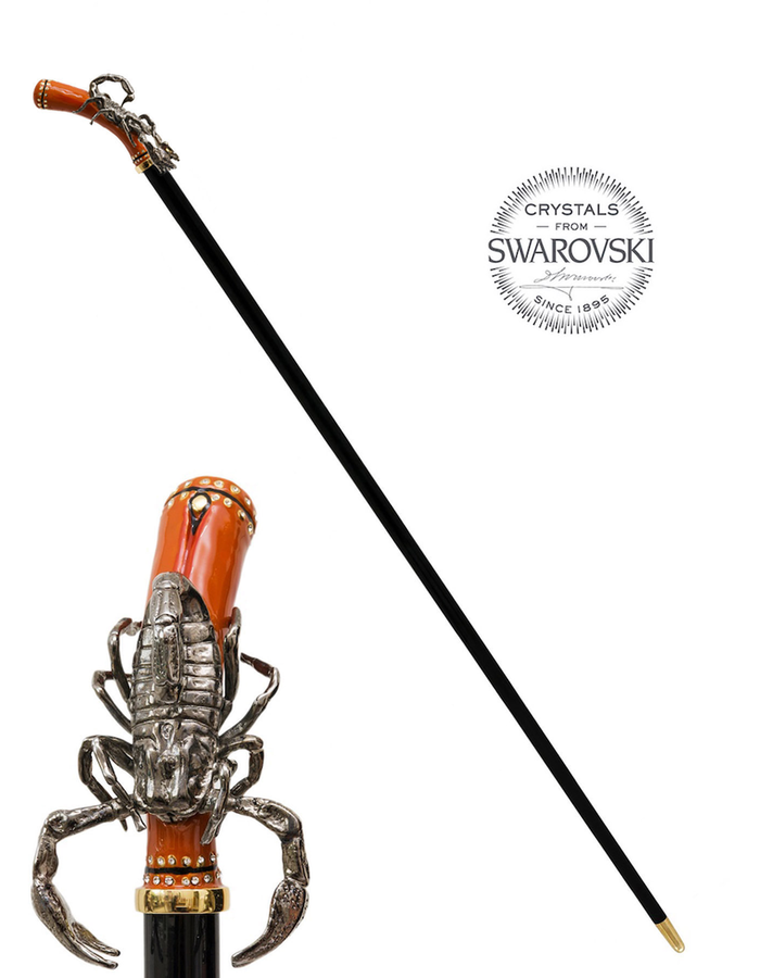 PASOTTI SCORPION WALKING STICK