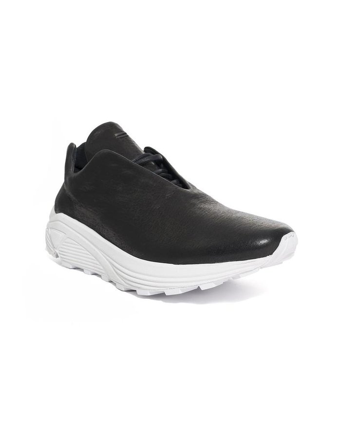 THE LAST CONSPIRACY CALEB - BLACK WITH WHITE SOLE