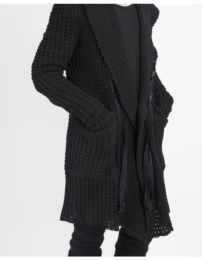 DAVID'S ROAD KNITTED CARDIGAN