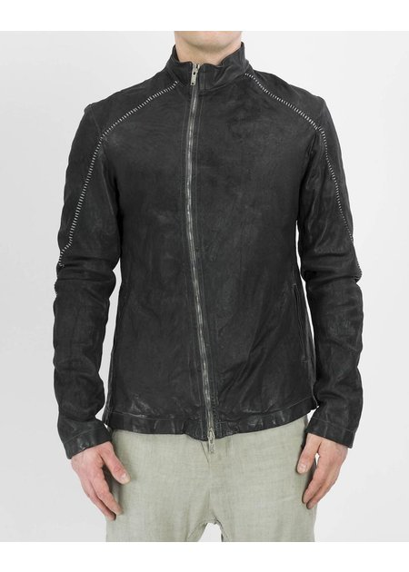 10SEI0OTTO OFF CENTER ZIPPER JACKET