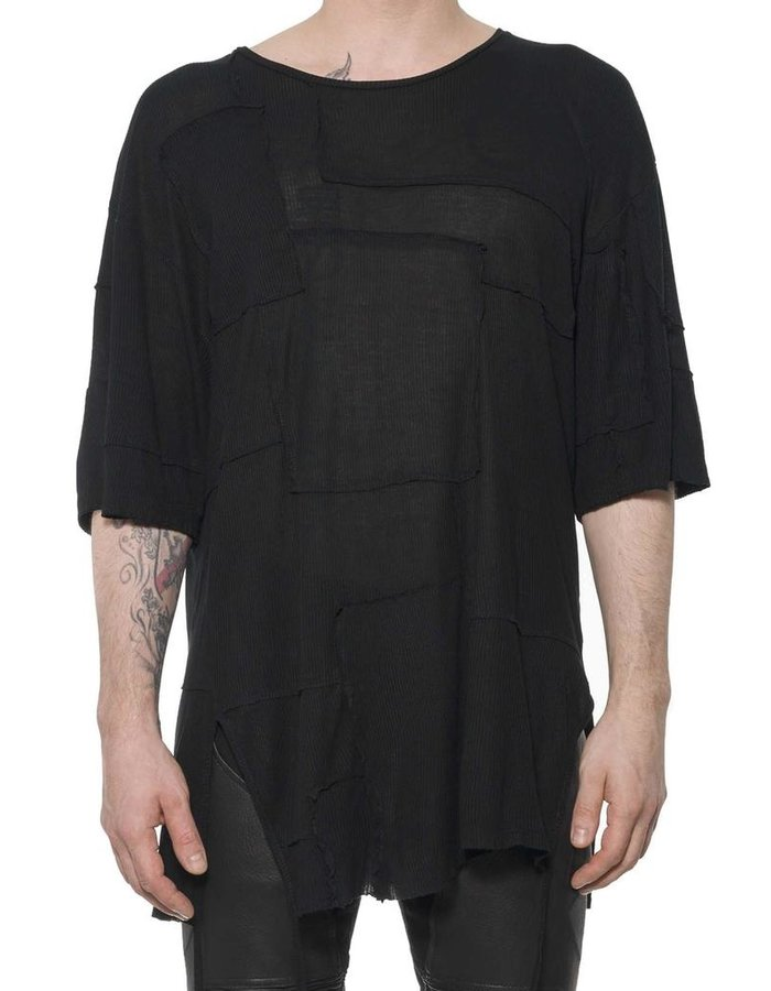 TNBP PATCHED FROCK T SHIRT