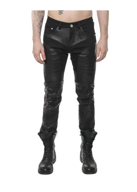 TNBP RIDGE LEATHER JEAN