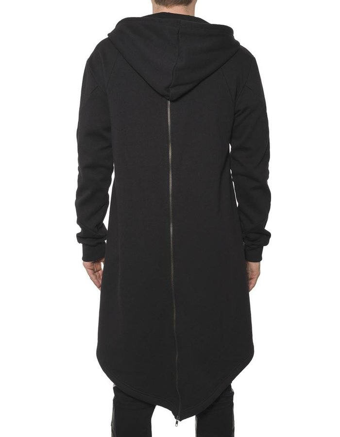 SKINGRAFT LONG FULL ZIP HOODY