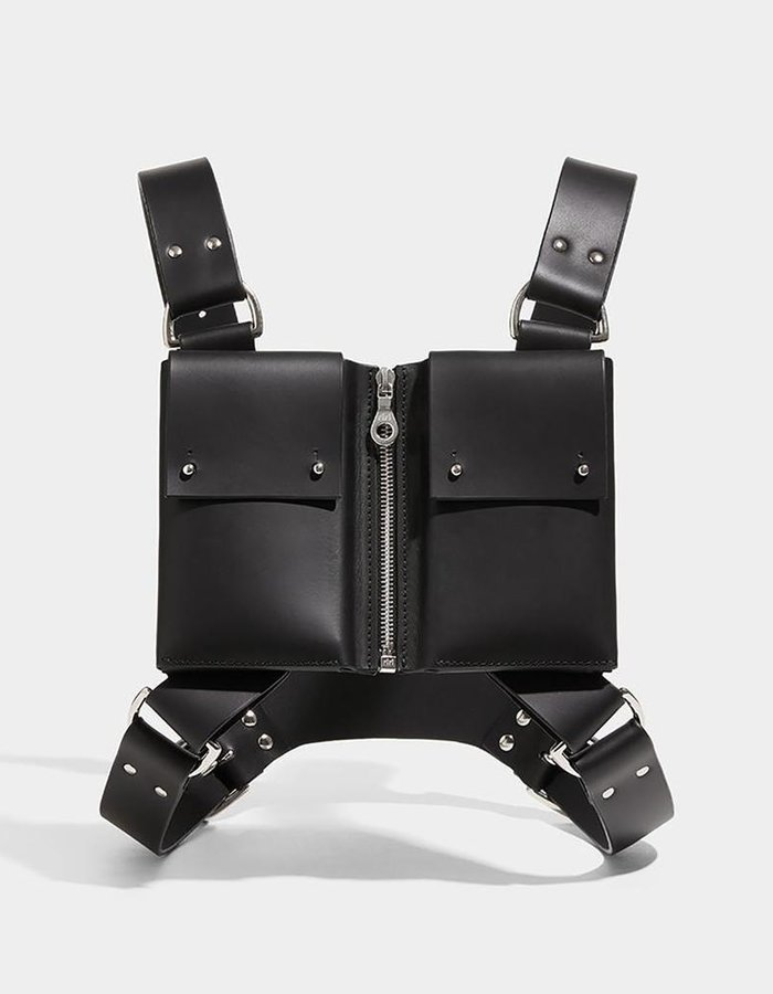 FLEET ILYA ZIP FRONT POCKET HARNESS