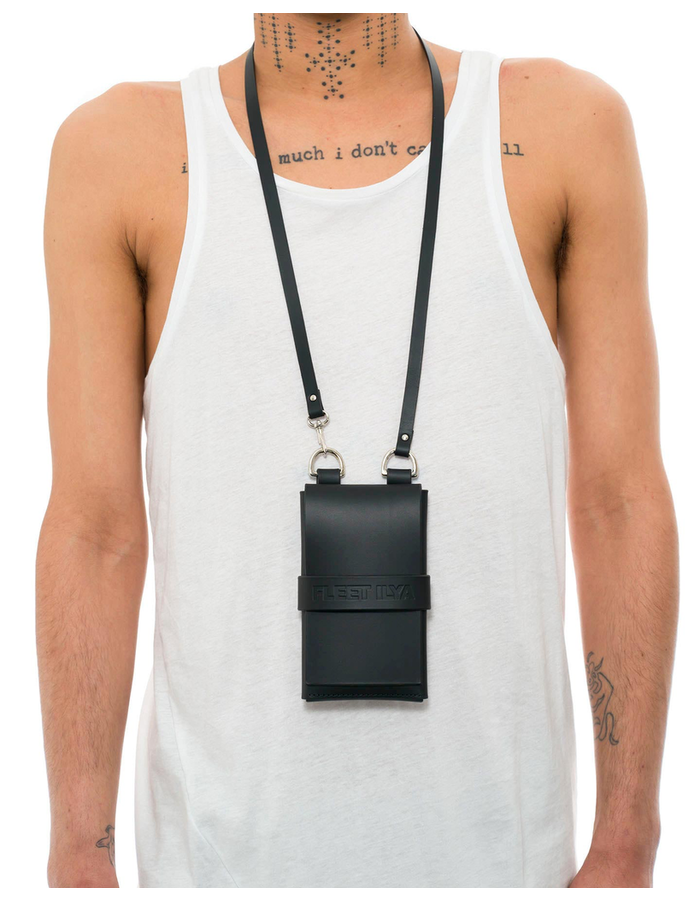FLEET ILYA NECK POUCH