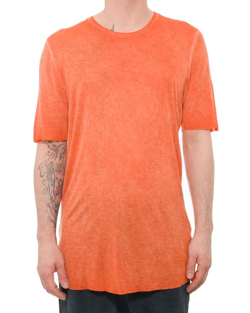 SHORT SLEEVE T-SHIRT - ORANGE