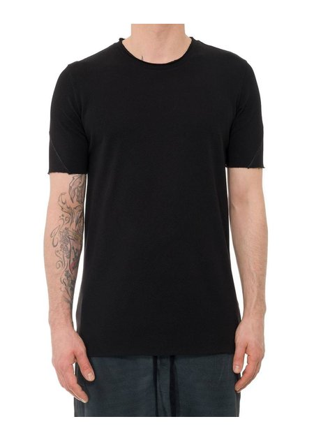 THOM KROM TEXTURED COTTON T-SHIRT