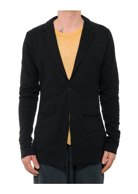 THOM KROM ONE BUTTON COTTON BLAZER