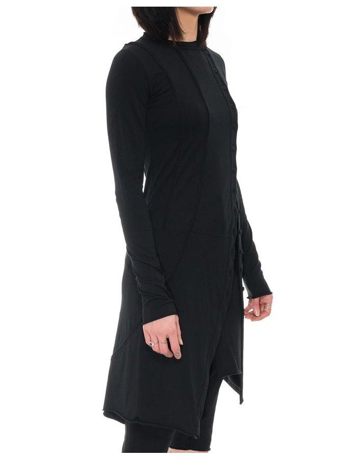 PAL OFFNER RIBBON SHEER COAT