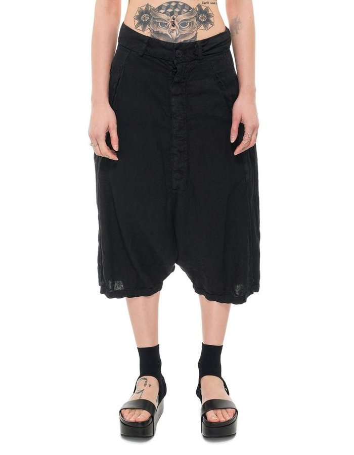PAL OFFNER SUPER LOW TROUSERS