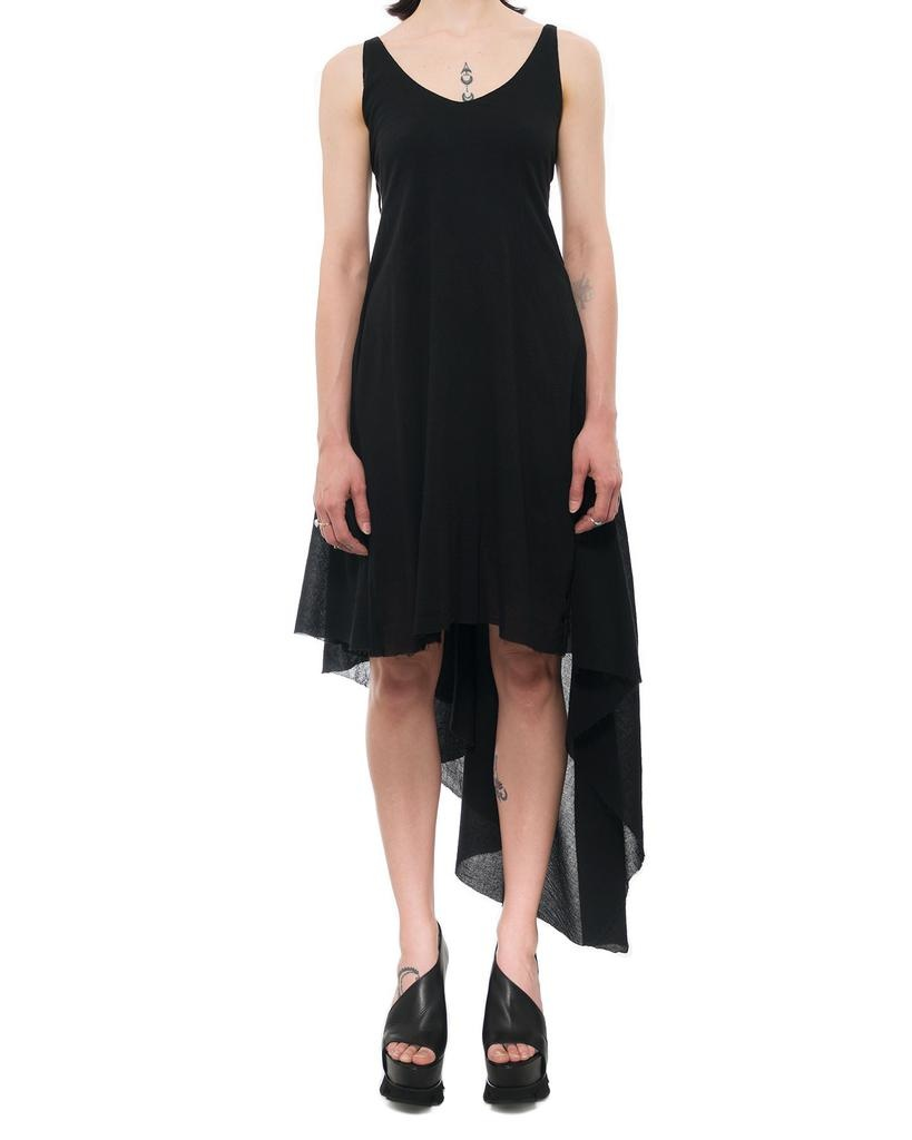 LIGHT ASYMMETRIC COTTON DRESS