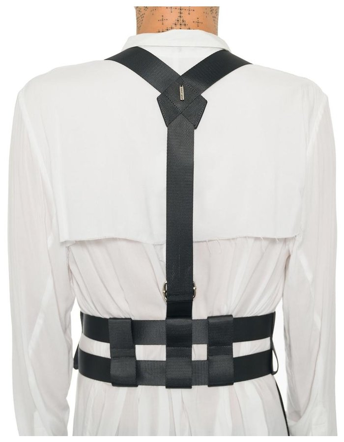 DAVID'S ROAD SUSPENDER HARNESS, TWO BELTS