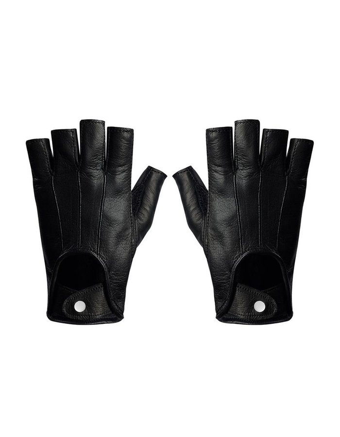 MANOKHI LAMBSKIN DRIVING GLOVES