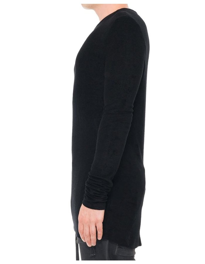 THOM KROM TEXTURED BAMBOO LONG SLEEVE