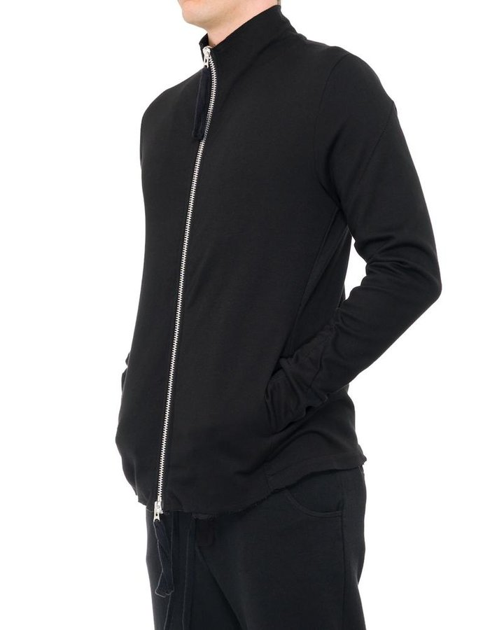 THOM KROM HIGH NECK ZIPPER JACKET