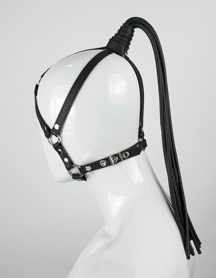 CYBERESQUE TAIL HEADHARNESS