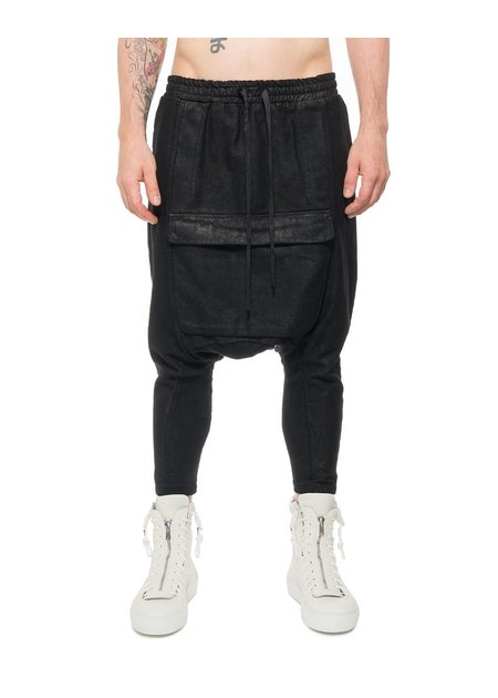 LA HAINE INSIDE US TROUSER WITH FRONT POCKET - FRESH