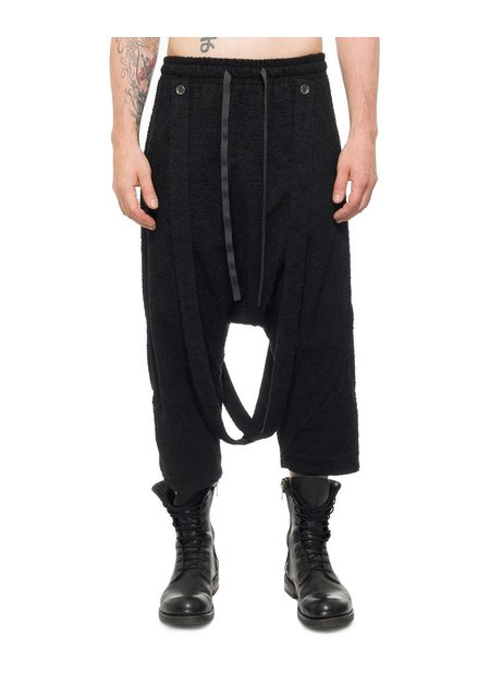 LA HAINE INSIDE US SUSPENDER PANTS -KIINO