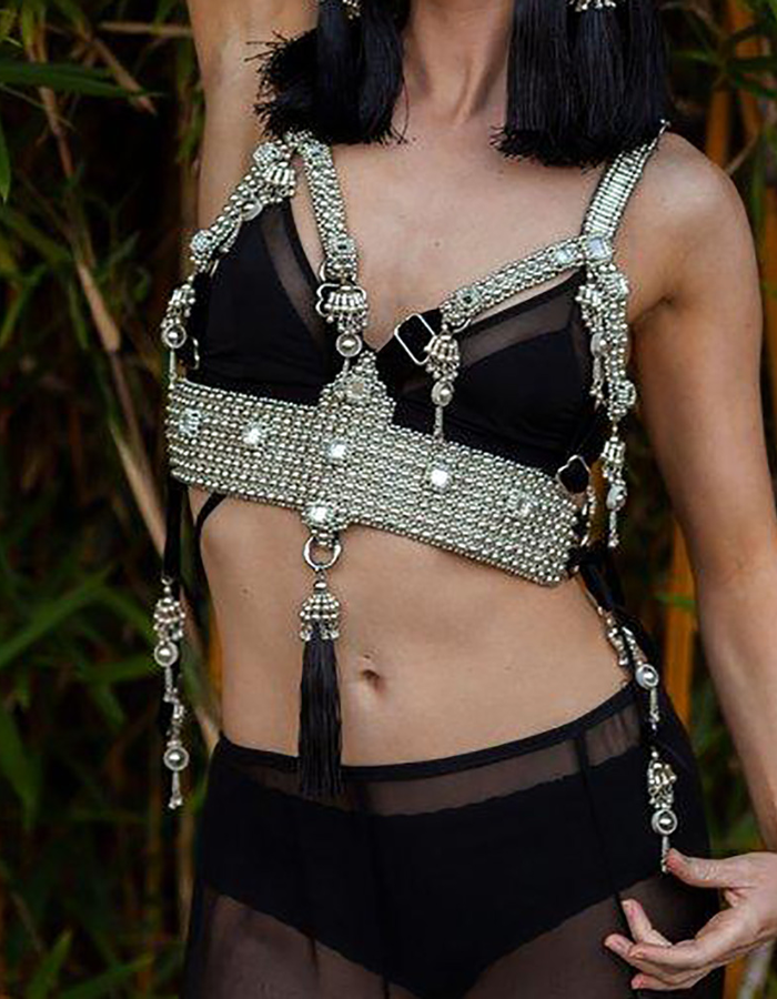 OBJECT AND DAWN ARTEMISIA HARNESS