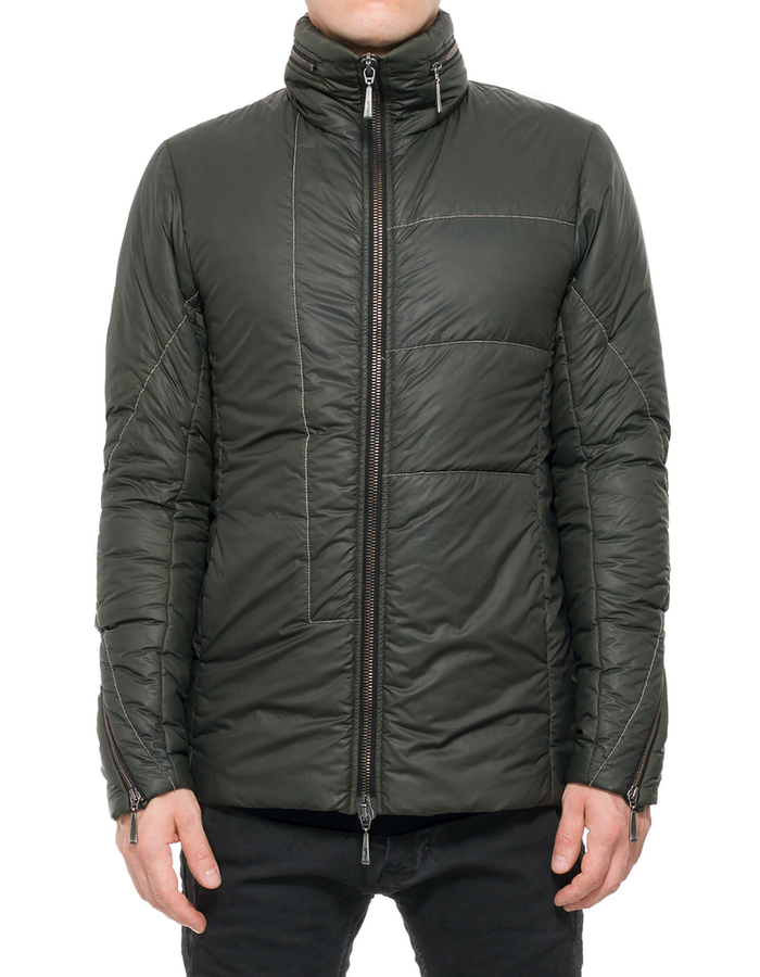 MASNADA THIN-DOWN STITCHED JACKET