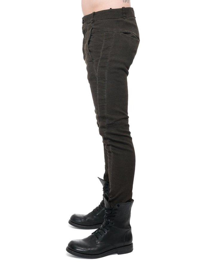 MASNADA SLIM SEAMED PANT