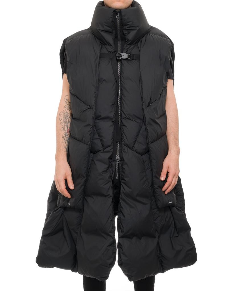 DASTRANAUT  OVERSIZE QUILTED VEST DOWN FILLED