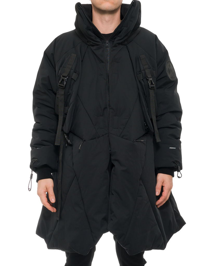 MANTA COAT WITH PMU ATTACHMENTS