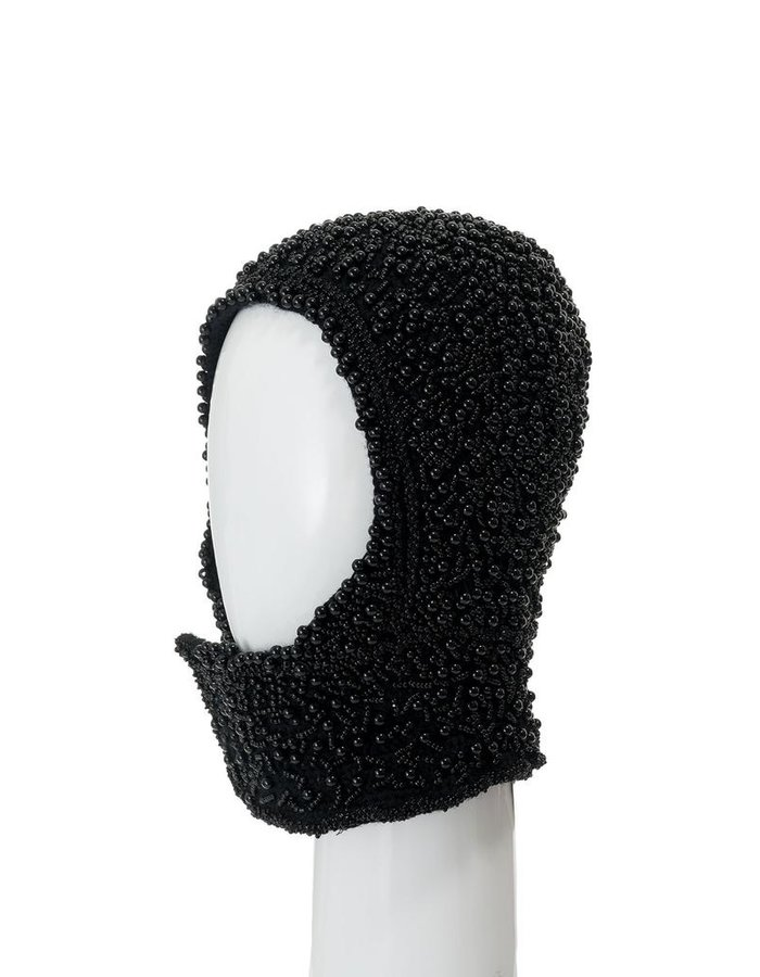 TOLENTINO HATS AGATHA PEARL CAP