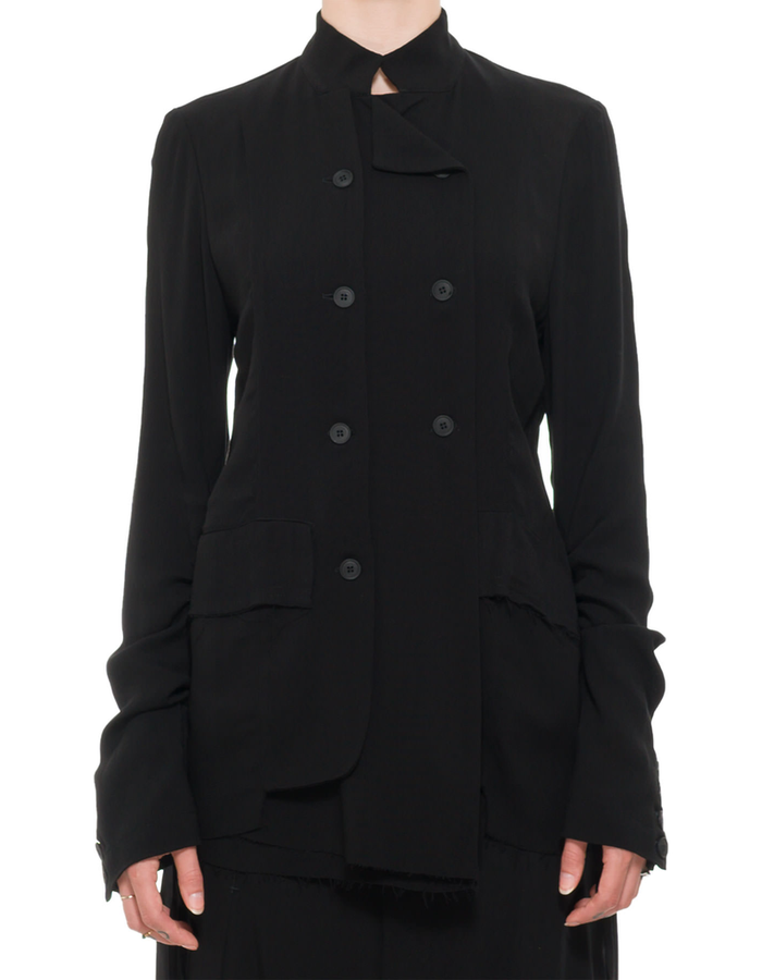 PAL OFFNER DOUBLE BUTTON FLAP JACKET