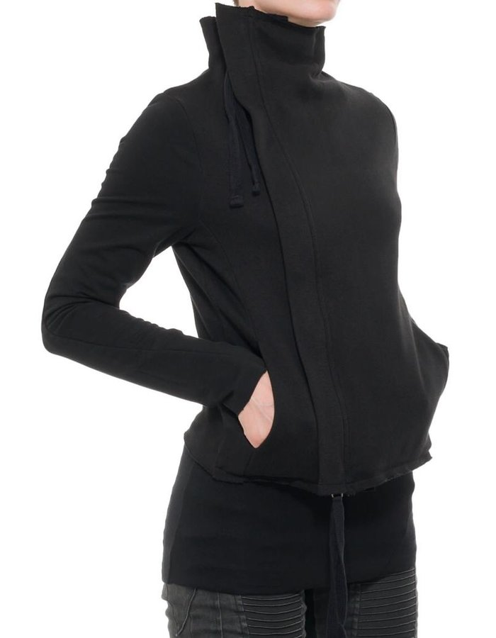 THOM KROM TK FUNNEL NECK JACKET
