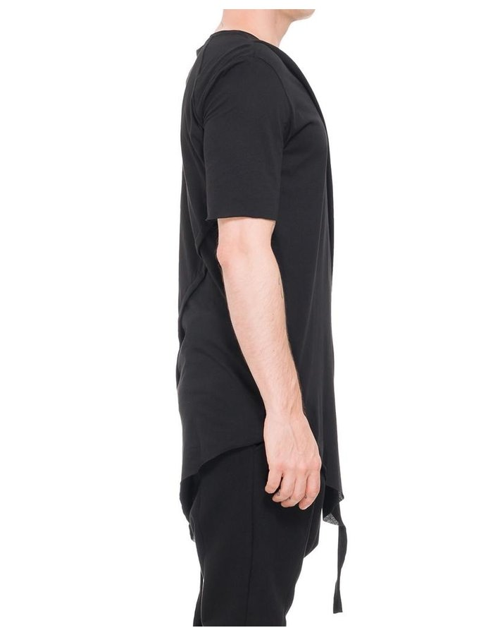 ARMY OF ME BANDED ASYMMETRIC T-SHIRT 30