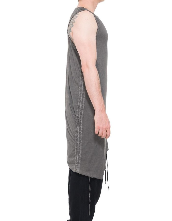 ARMY OF ME SIDE STRINGED TANK TOP 33