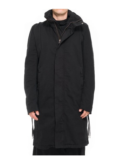 ARMY OF ME ZIP UP COTTON COAT 09