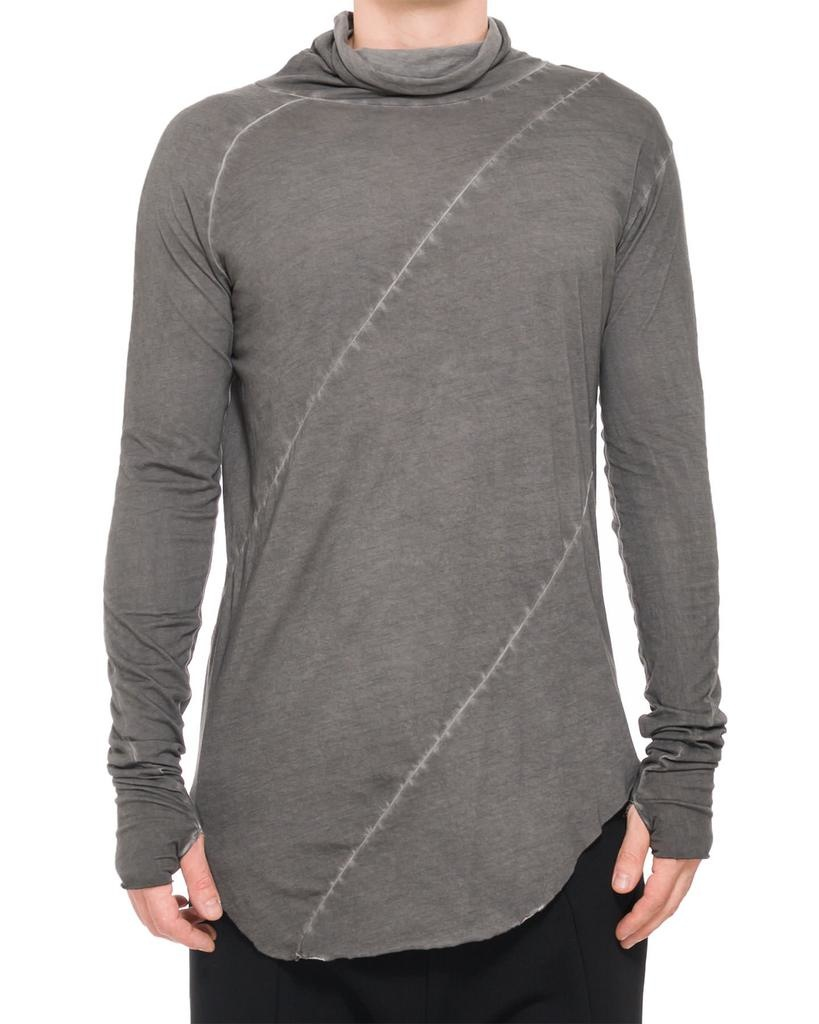 COTTON TURTLE NECK JERSEY 27