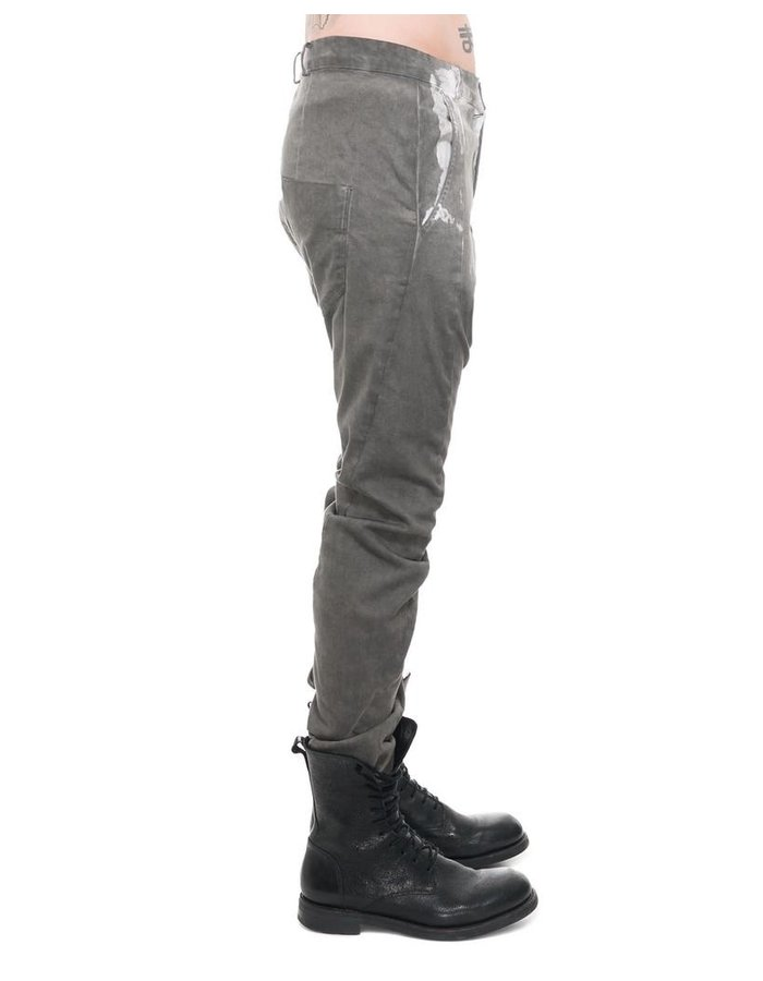 ARMY OF ME SLIM FIT COTTON TROUSERS 45