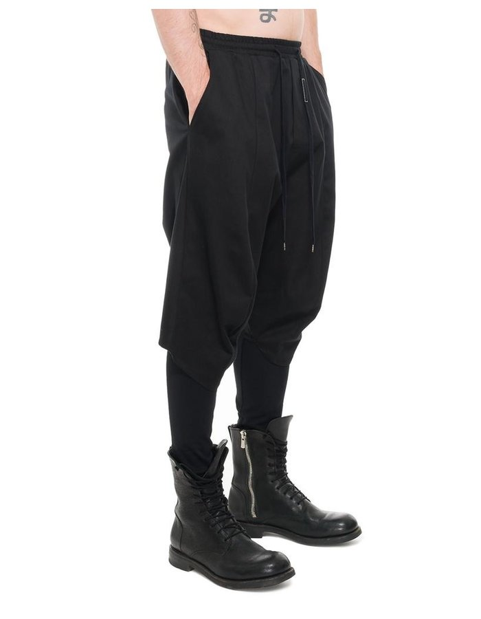 ARMY OF ME LAYERED COTTON SHORTS 49