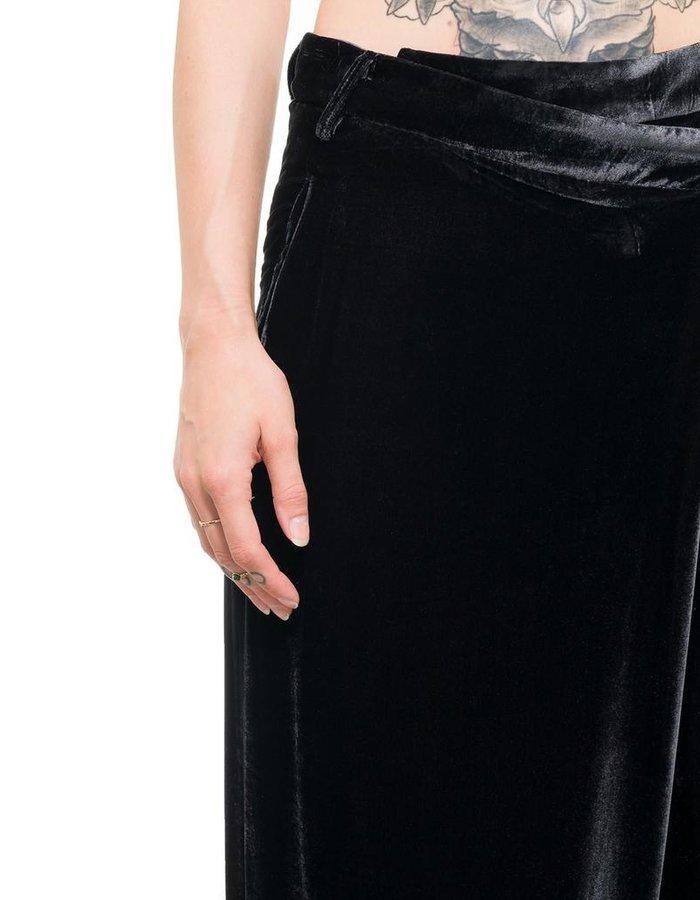 MASNADA WRAP POCKET PANTS