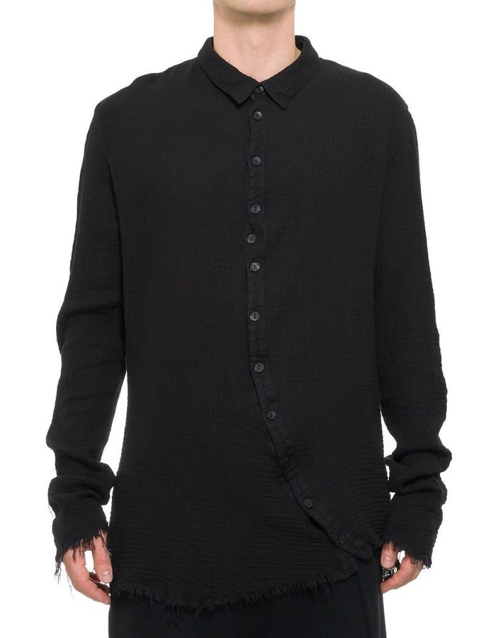 ARMY OF ME SPIRAL STRUCTURED COTTON SHIRT 17