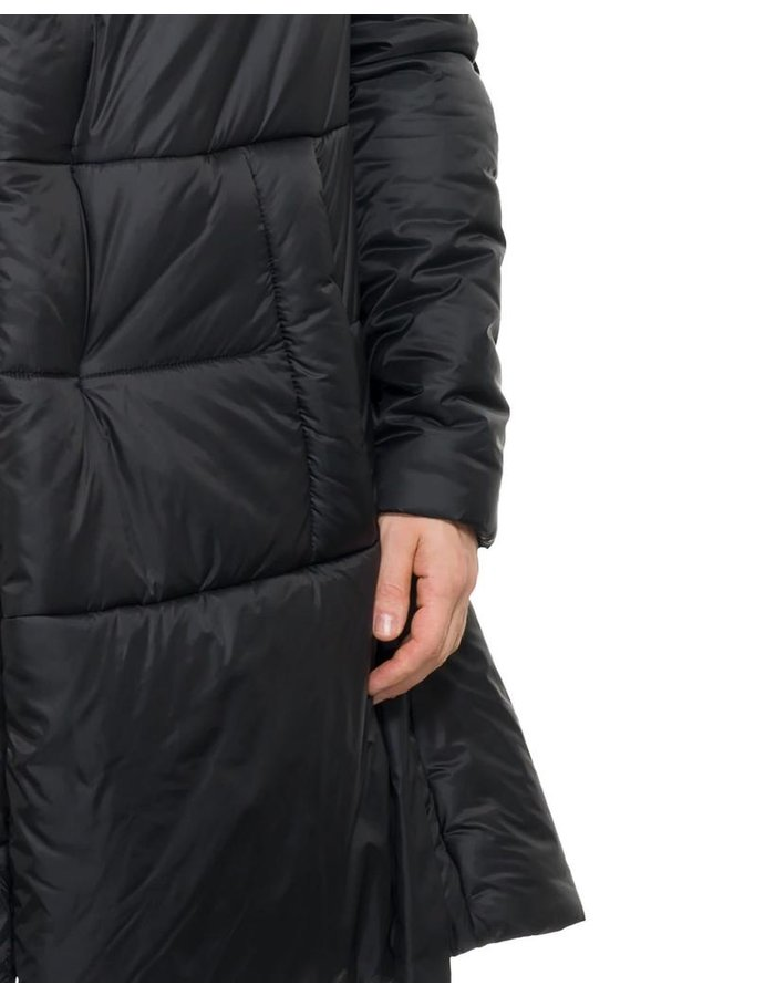 139DEC WINTER JACKET BIG FORM LONG BELT