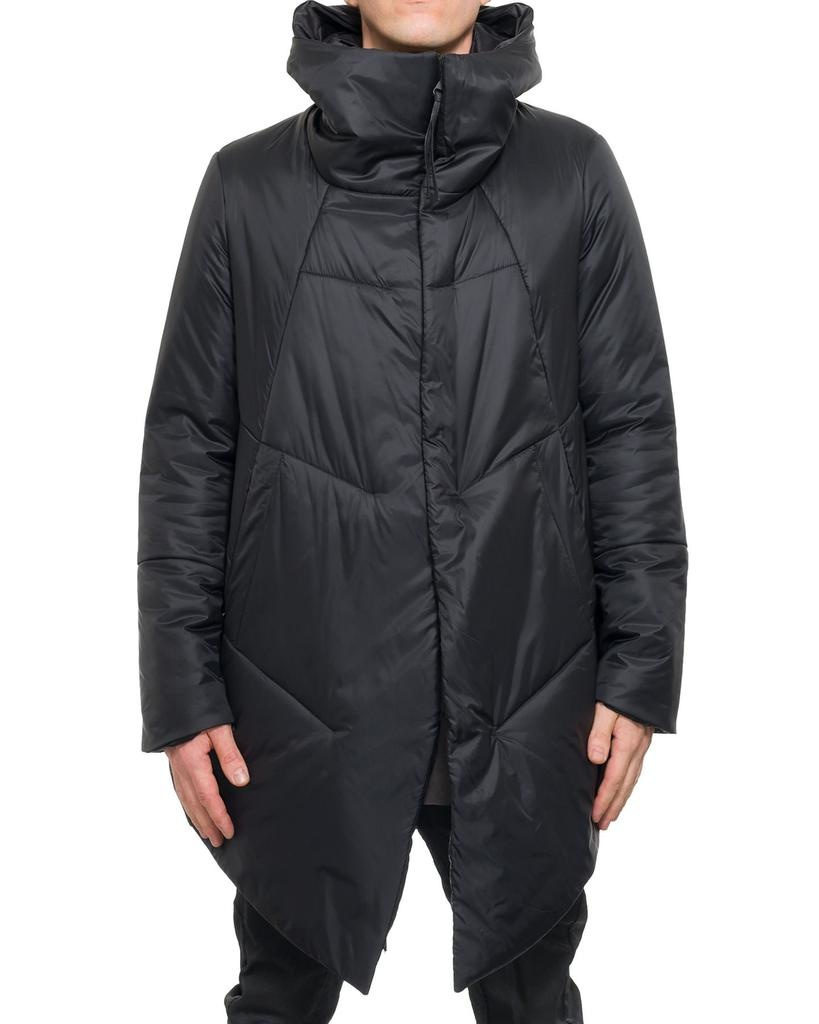HOODED EXTENSION JACKET