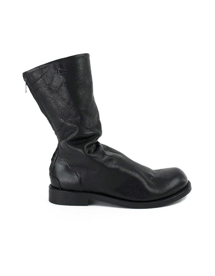THE LAST CONSPIRACY SKJOLD RE-WAXED BOOT WITH LEATHER SOLE