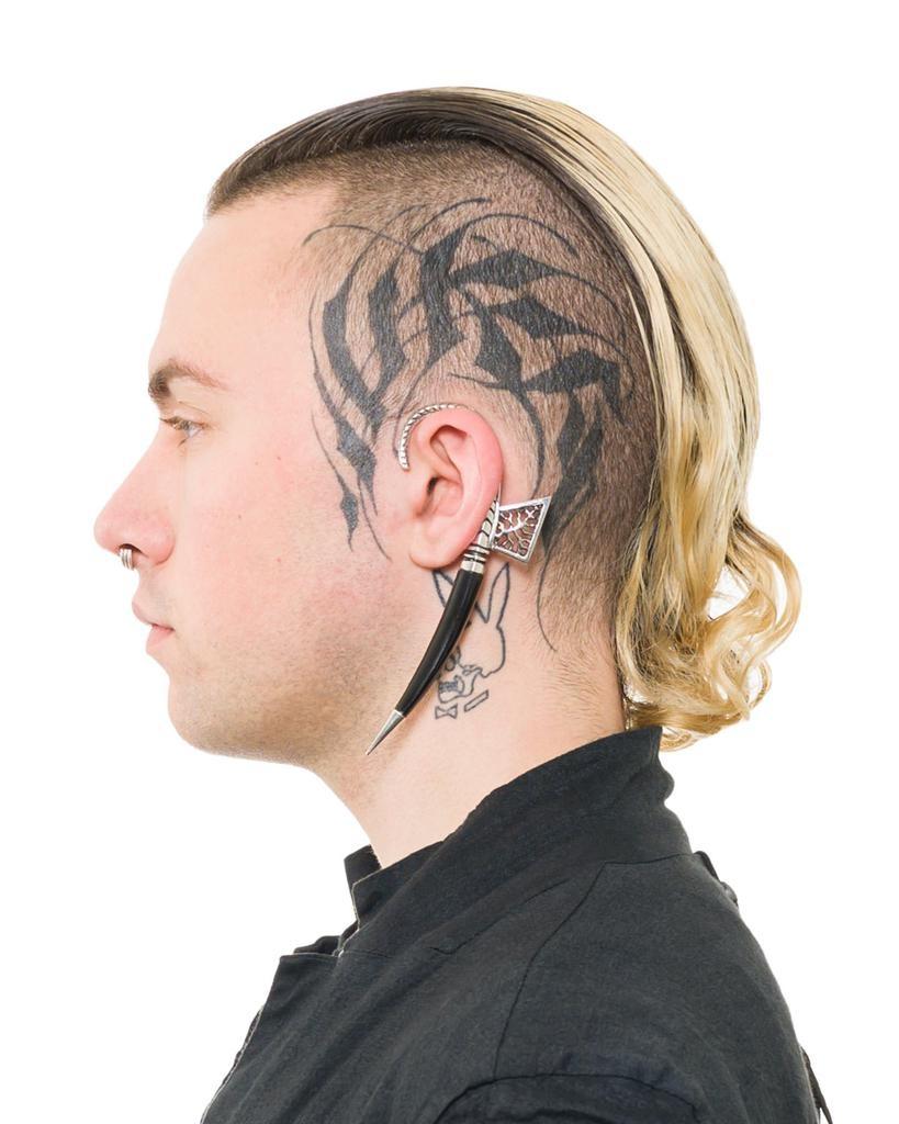 EARCLIP TUSK - LEFT EAR