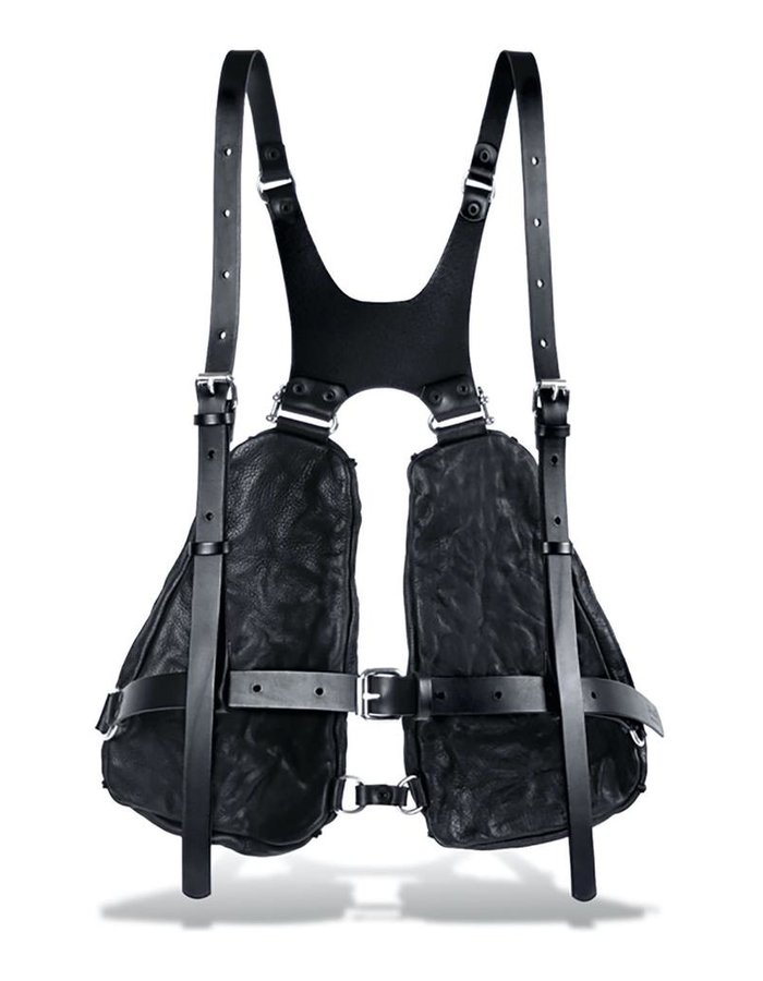 TEO + NG KWAN HARNESS WITH  BAGS